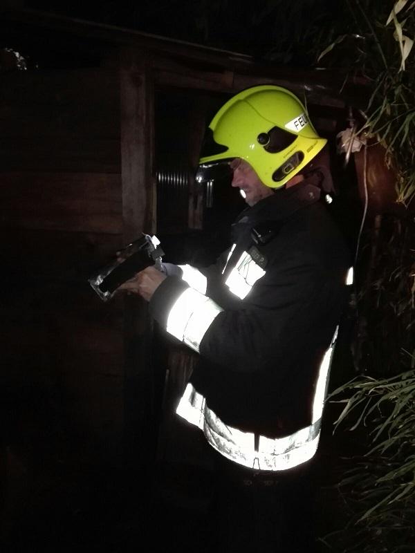 You are browsing images from the article: Brandeinsatz und Sturmschaden nach dem Feuerwehrausflug