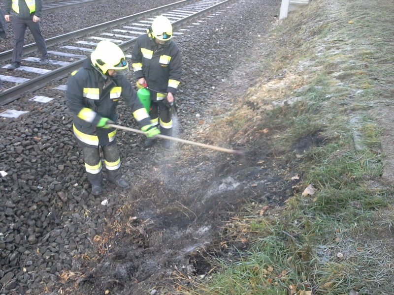 You are browsing images from the article: Bahndammbrand neben der Weinwegsiedlung
