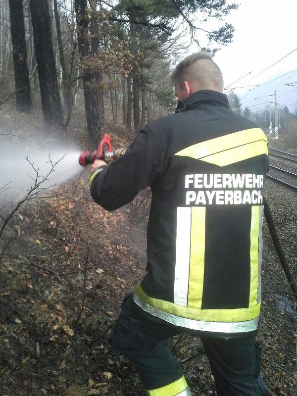 You are browsing images from the article: Brandsicherheitswache beim Brandstreifenheizen am Eichberg