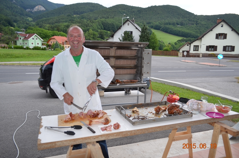 You are browsing images from the article: Grillen bei der Feuerwehr
