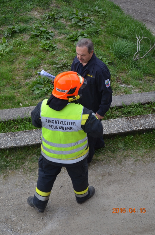 You are browsing images from the article: Übung im Asylwerberheim am Kreuzberg