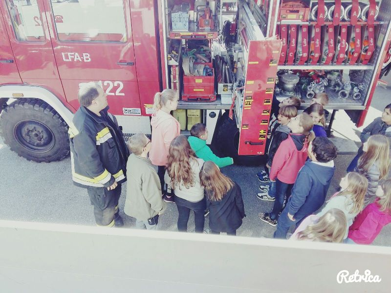 You are browsing images from the article: FF Payerbach bringt Projekt Gemeinsam.Sicher.Feuerwehr in die Schule