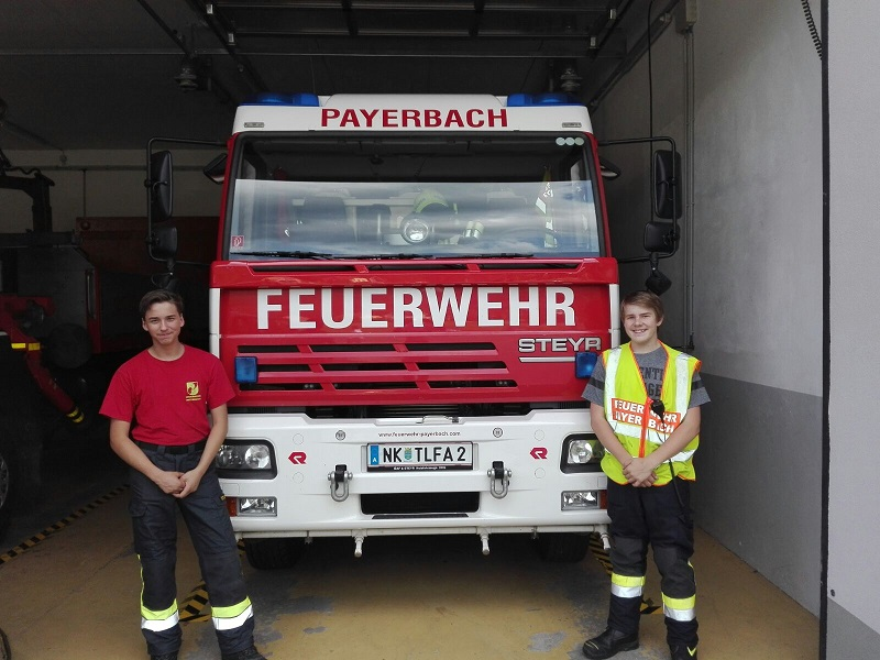 You are browsing images from the article: Personensuche in Payerbach