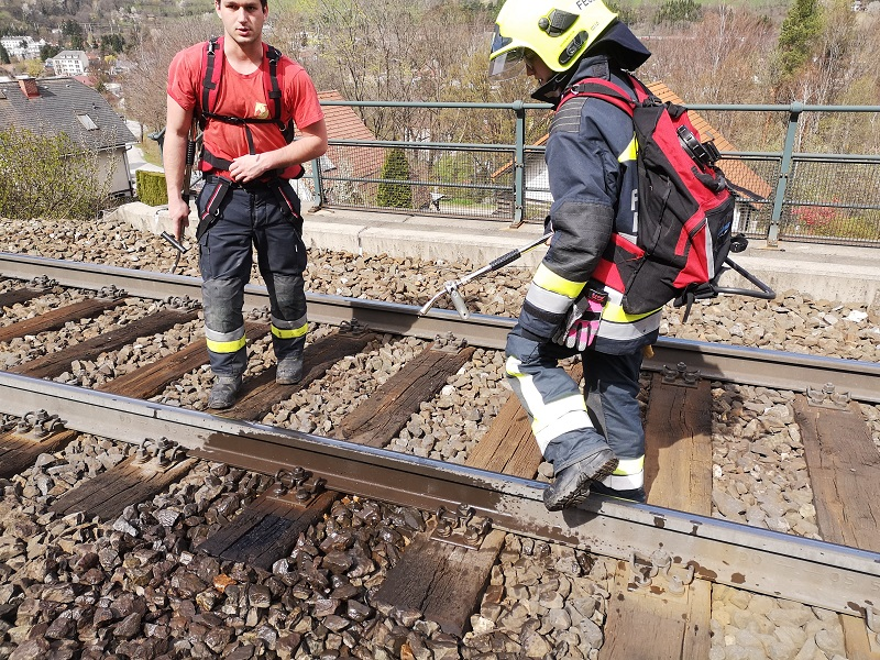 You are browsing images from the article: Mehrere Brände entlang der Südbahn