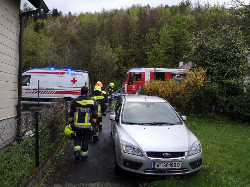 You are browsing images from the article: Türöffnung, Unfall in Wohnung wird vermutet