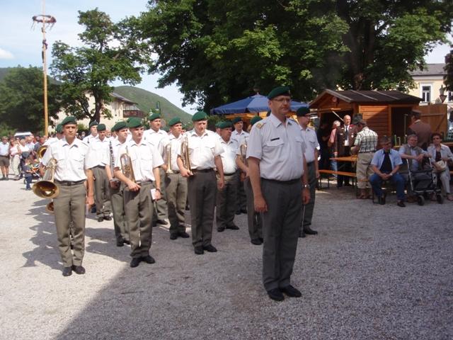 You are browsing images from the article: Segnung der neuen Einsatzhelme der Feuerwehr Payerbach